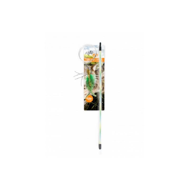 蜻蜓逗貓棒142x6.5x2cm