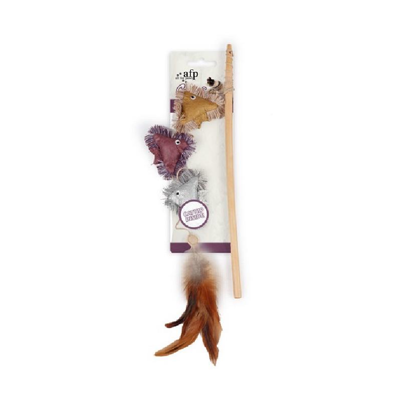 小丑魚逗貓棒 129x6.5x1cm
