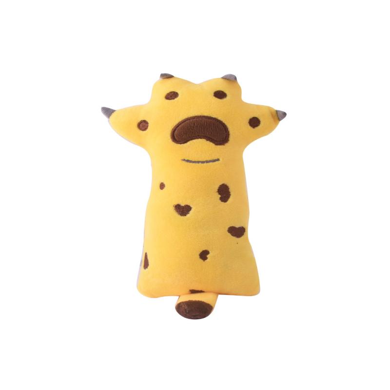 AT-2913貓爪貓薄荷玩具-黃色