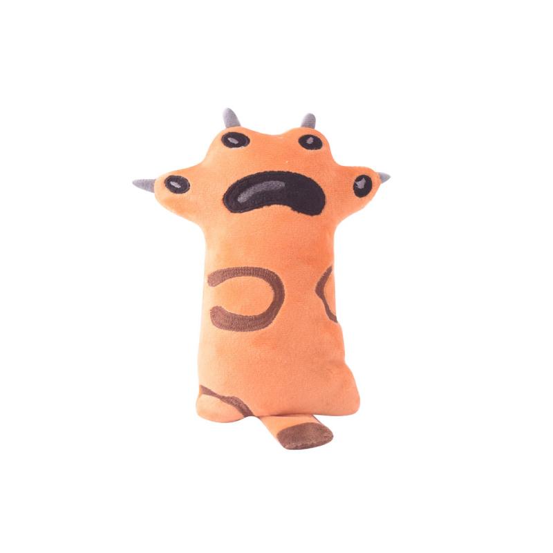 AT-2914貓爪貓薄荷玩具-橙色