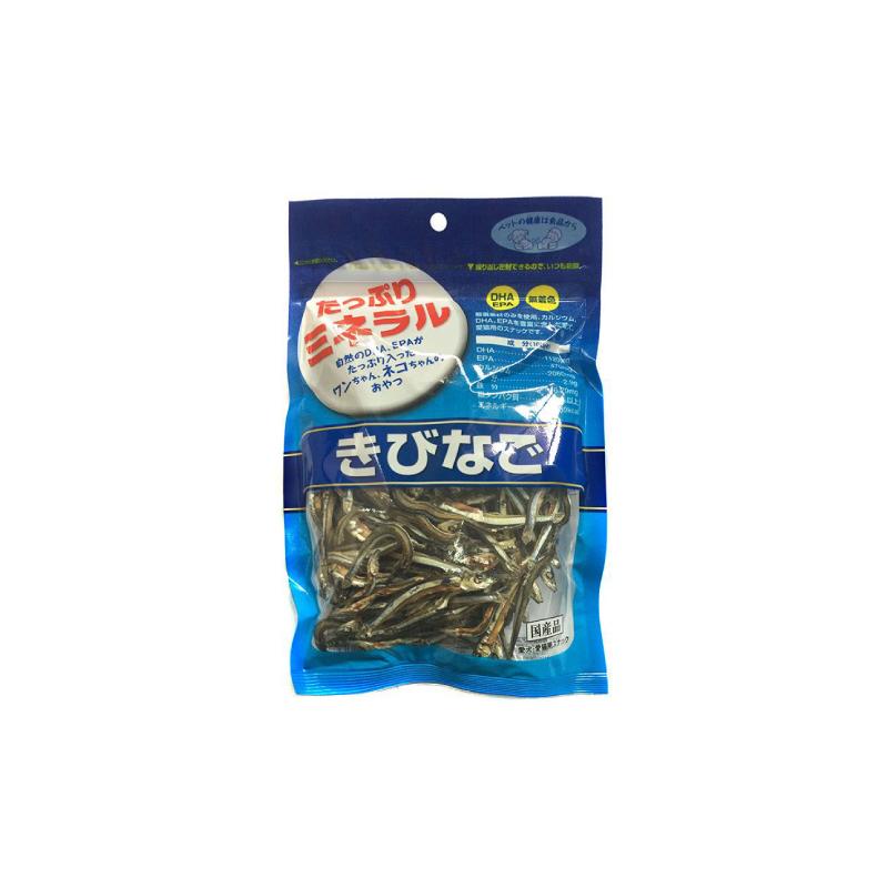 丁香魚貓狗小食120g