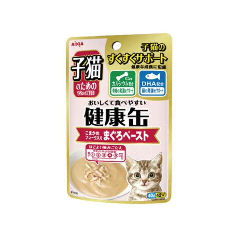 幼貓健康吞拿魚醬包 40g