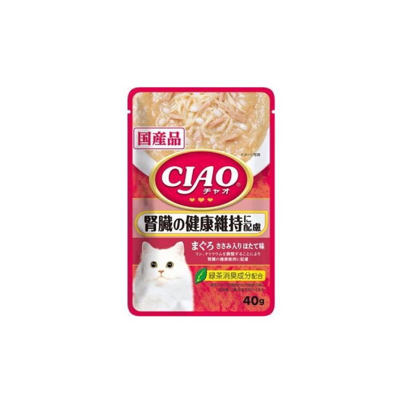 雞肉吞拿魚餐包40g-腎臟護理