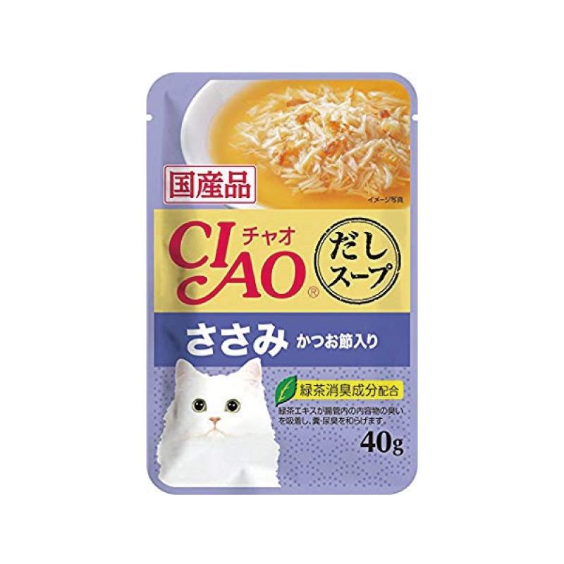 湯包-雞肉+鰹魚乾 40g