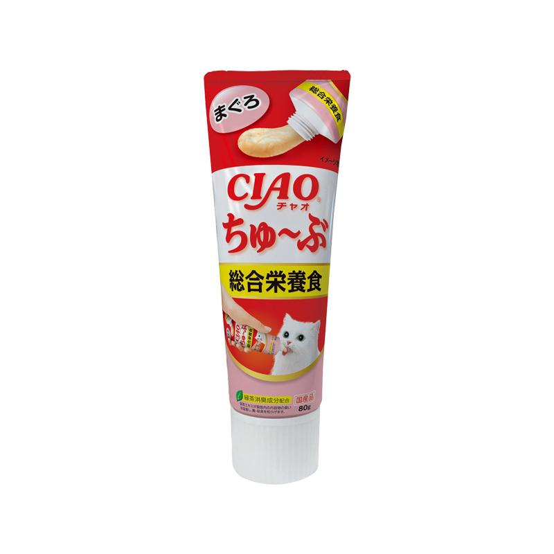 CIAO綜合營養肉泥小食-吞拿魚80g