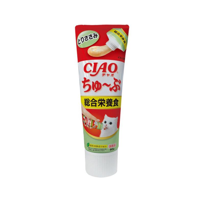 CIAO綜合營養肉泥小食-雞肉80g