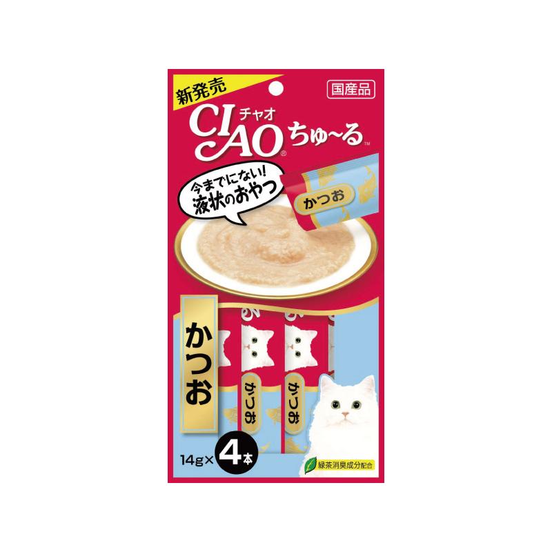 肉醬包-鰹魚味14gx4