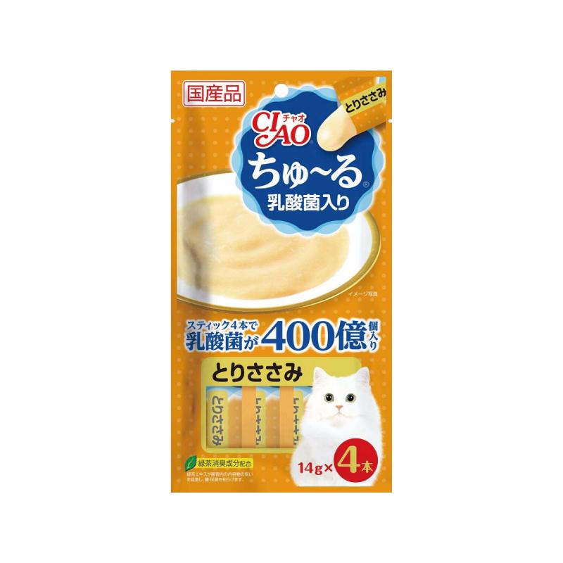 乳酸菌軟醬-雞肉味 14gx4