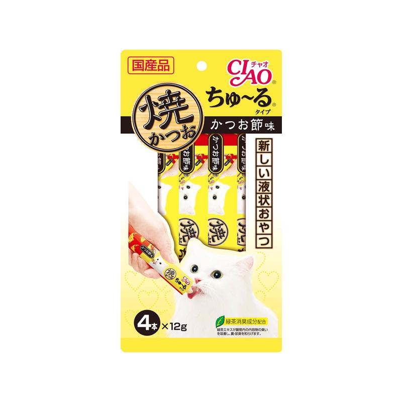 鰹魚燒肉醬-柴魚風味12gx4