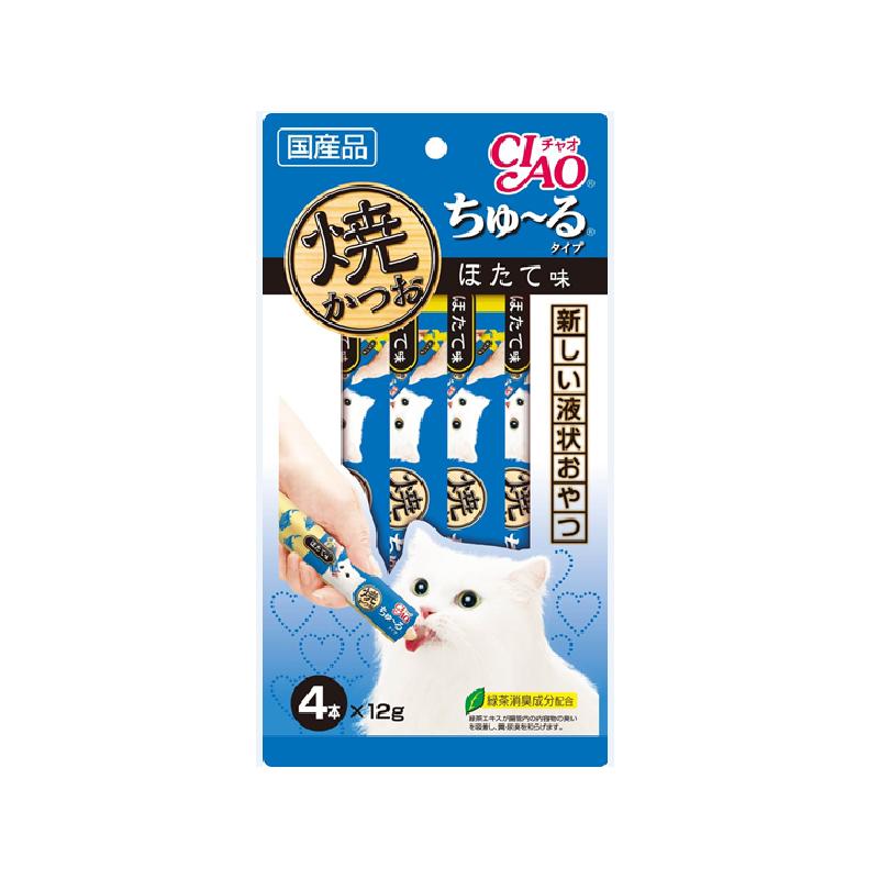 鰹魚燒肉醬-元貝風味12gx4