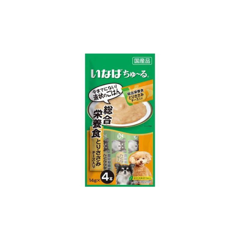 D107綜合營養雞+芝士肉醬包14gx4