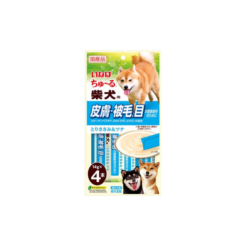 皮毛眼睛護理雞肉鰹魚醬包14gx4