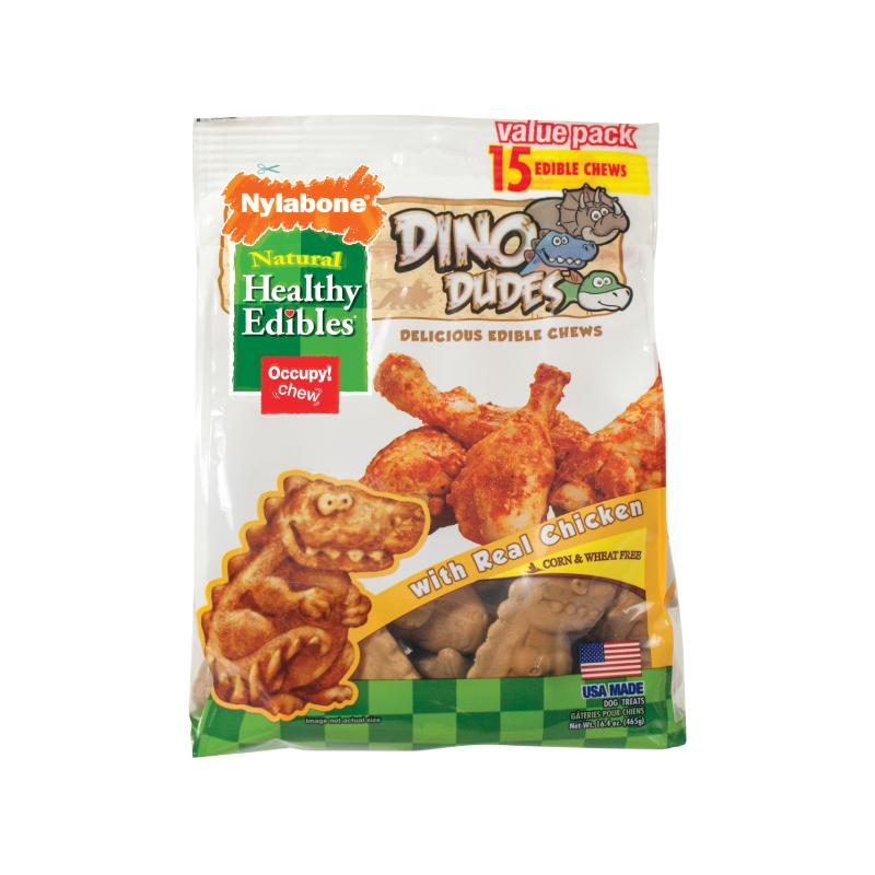雞肉味磨牙恐龍仔 15 pcs