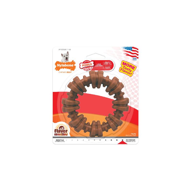 中大型犬潔齒環型玩具