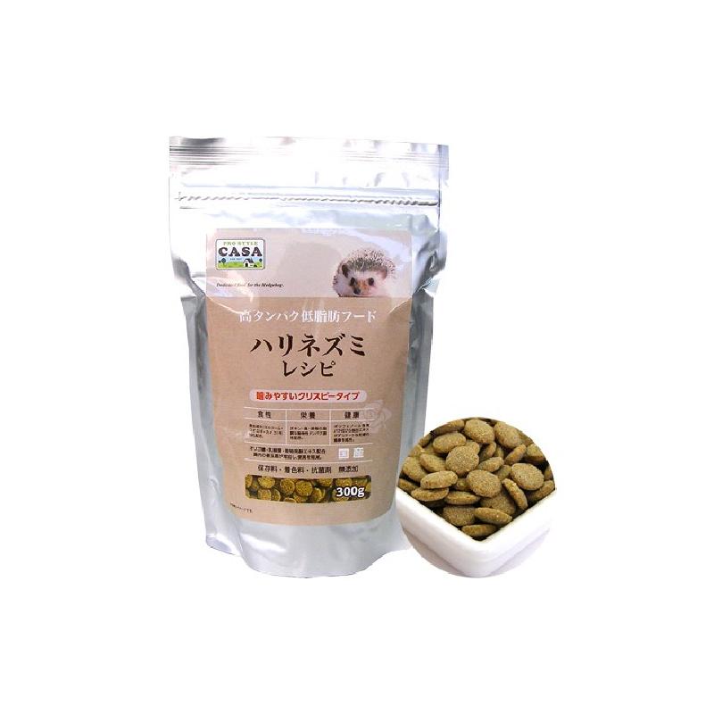 刺蝟用高蛋白低脂糧 300g