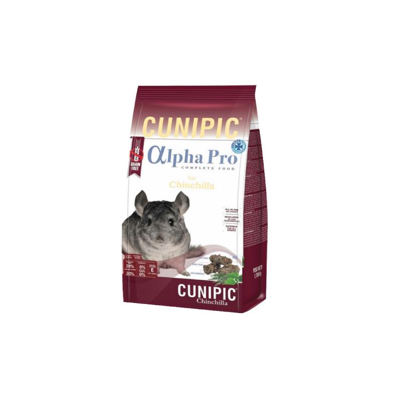 低溫製無穀低脂高纖龍貓糧1.75kg