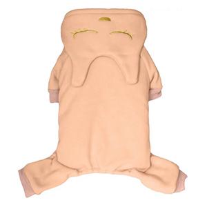 淡粉色加厚衛衣四腳裝XL碼
