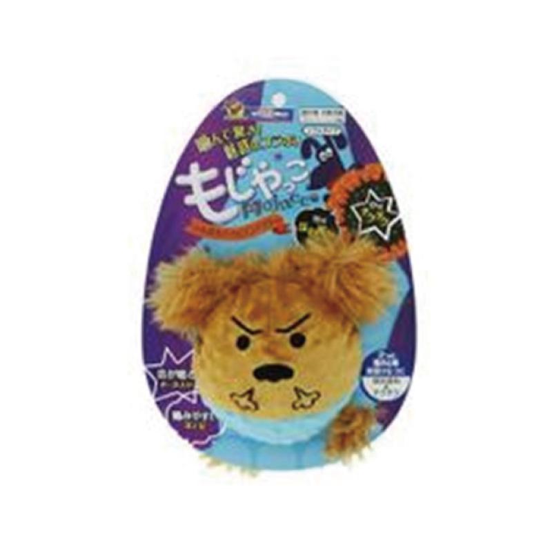 犬用絨布小熊玩具球 直徑10cm