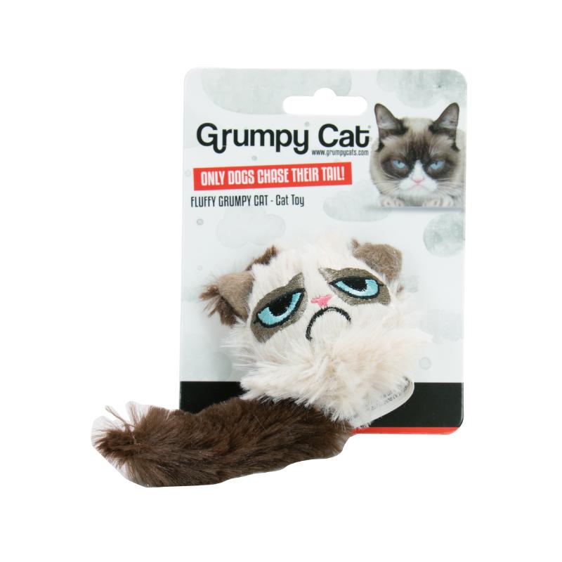 毛絨貓貓玩具5CM