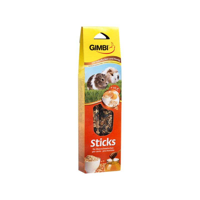 葵鼠蜂蜜穀物滋味磨牙棒 2PCS