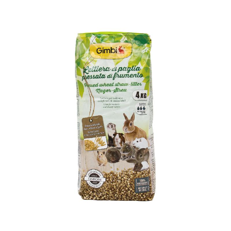 小動物小麥清潔砂 4KG