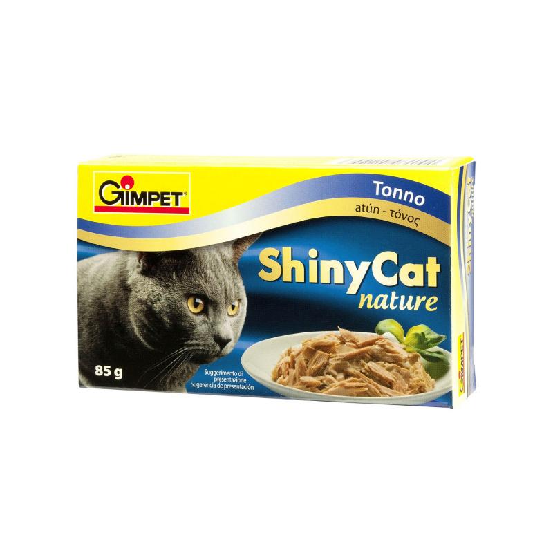 特級天然多汁吞拿魚塊飯貓罐頭 85G