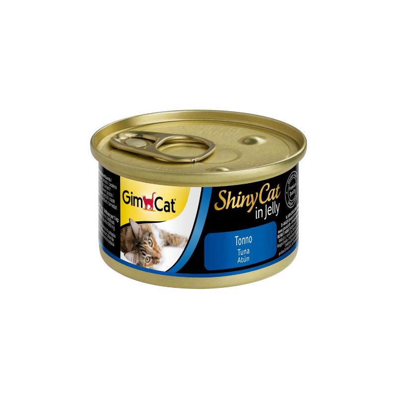天然吞拿魚貓罐頭 70G