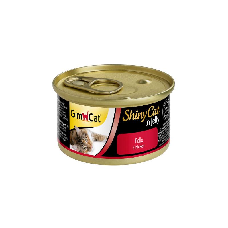 天然雞肉貓罐頭 70G