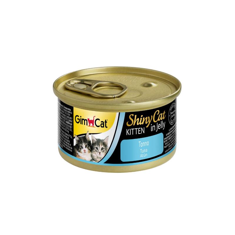 天然吞拿魚幼貓罐頭 70G