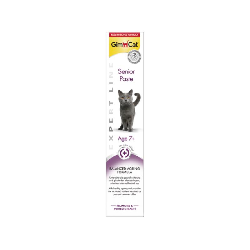 專業高齡貓營養膏50g