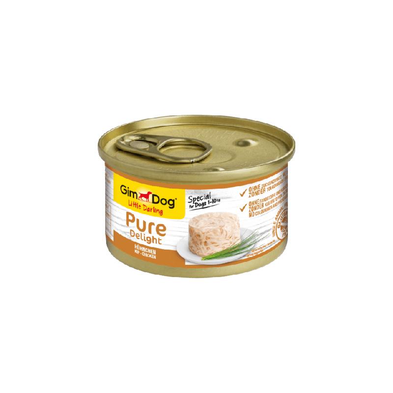 純悅小型犬配方雞肉罐頭