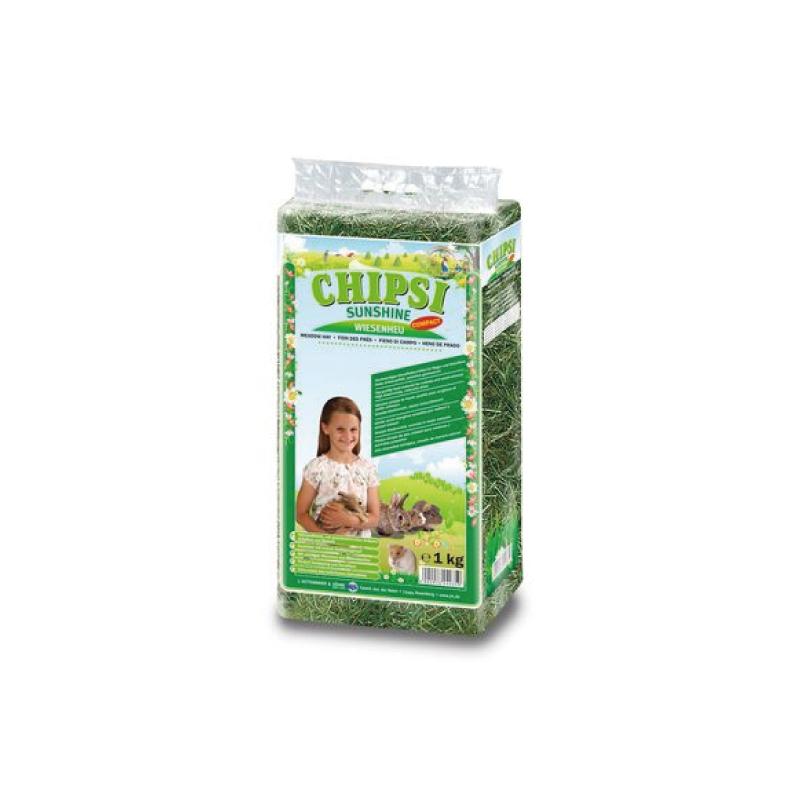 天然高纖維牧草真空壓縮版1kg