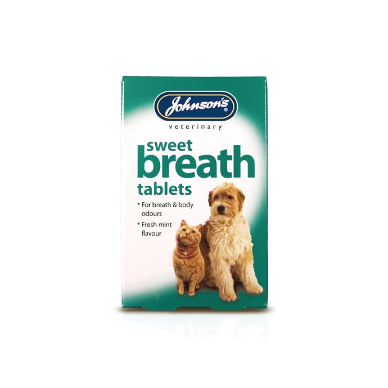 貓狗用除口臭及體臭丸1PCS