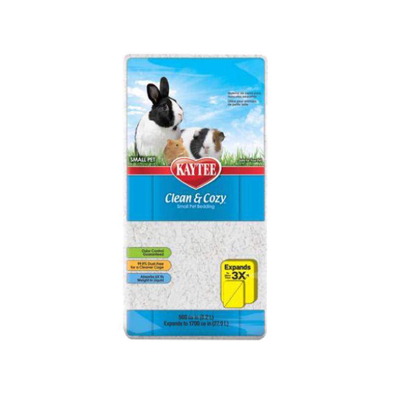 小動物舒適柔軟吸水棉24.6L-白色