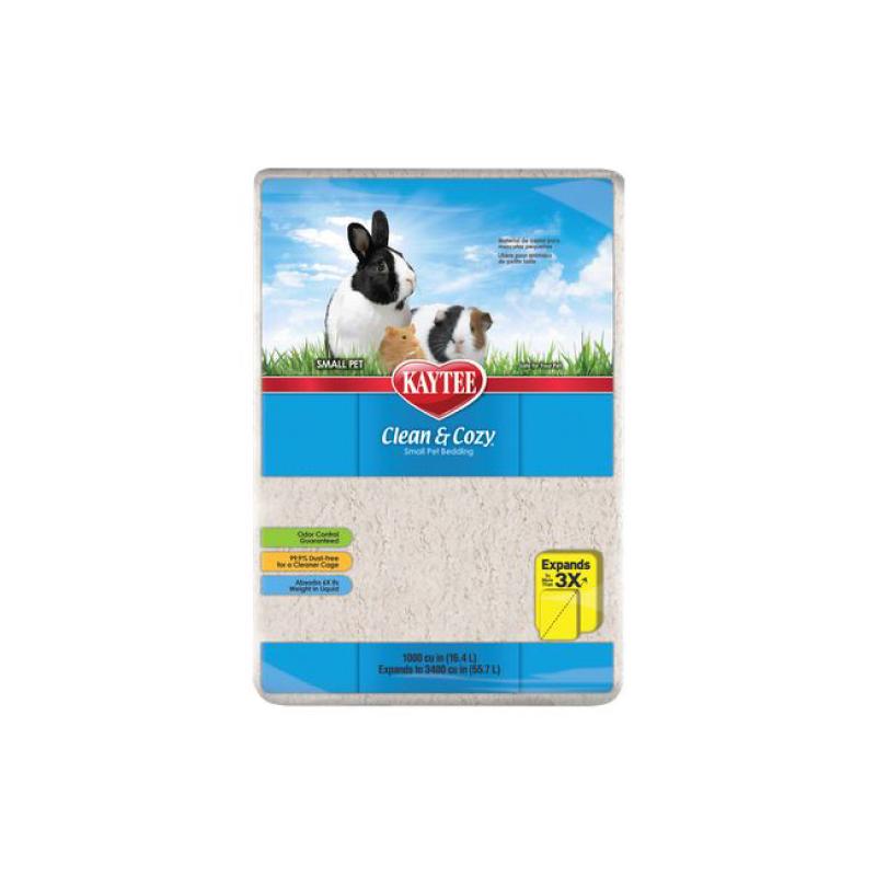 小動物舒適柔軟吸水棉49.2L-白色