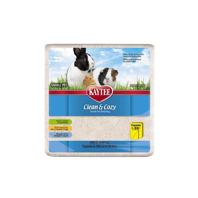 小動物舒適柔軟吸水棉12.3L-白色