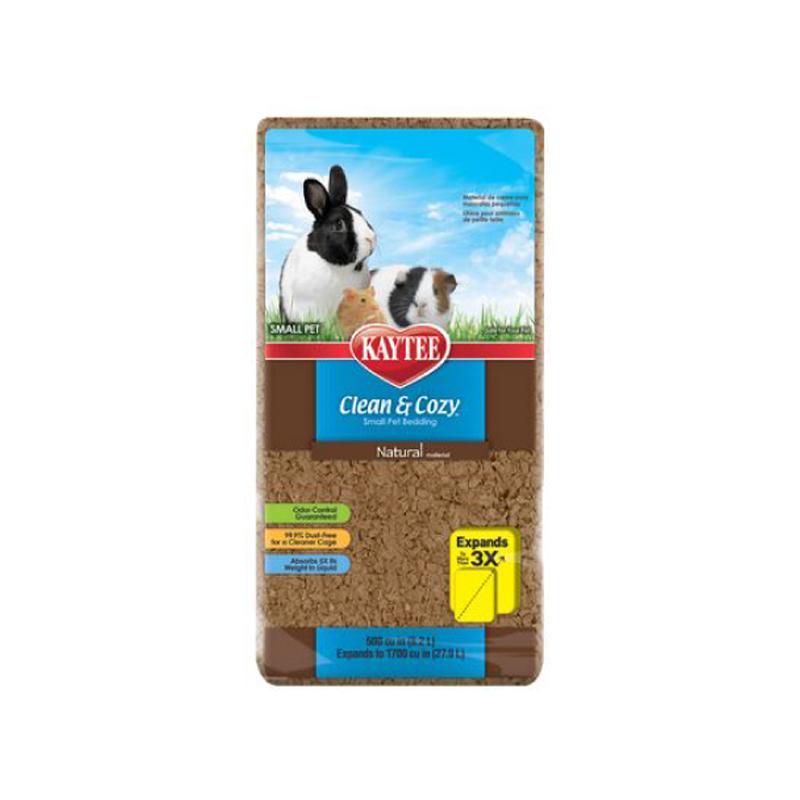 小動物舒適柔軟吸水棉24.6L-原色