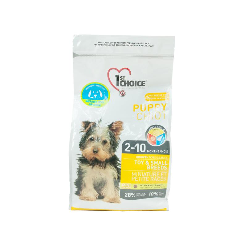 迷你犬小型犬幼犬雞肉糧 2.72KG