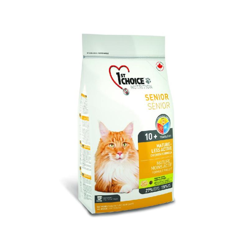 高齡貓關節保健去毛球雞肉配方糧
