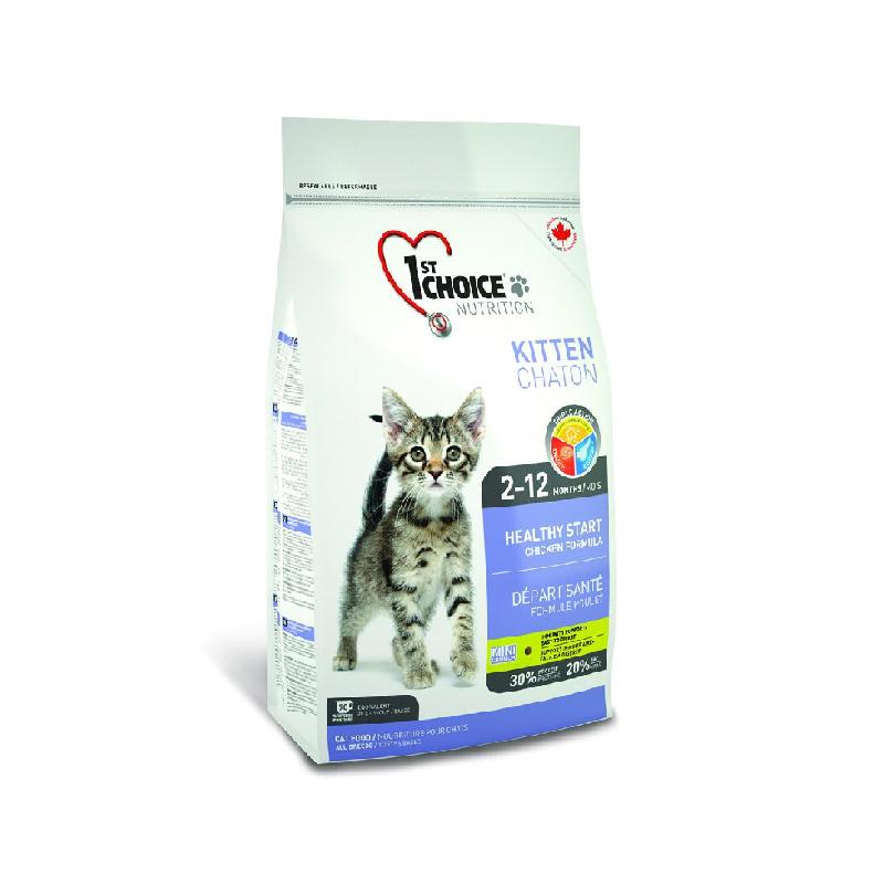 2-12個月幼貓雞肉保健配方糧