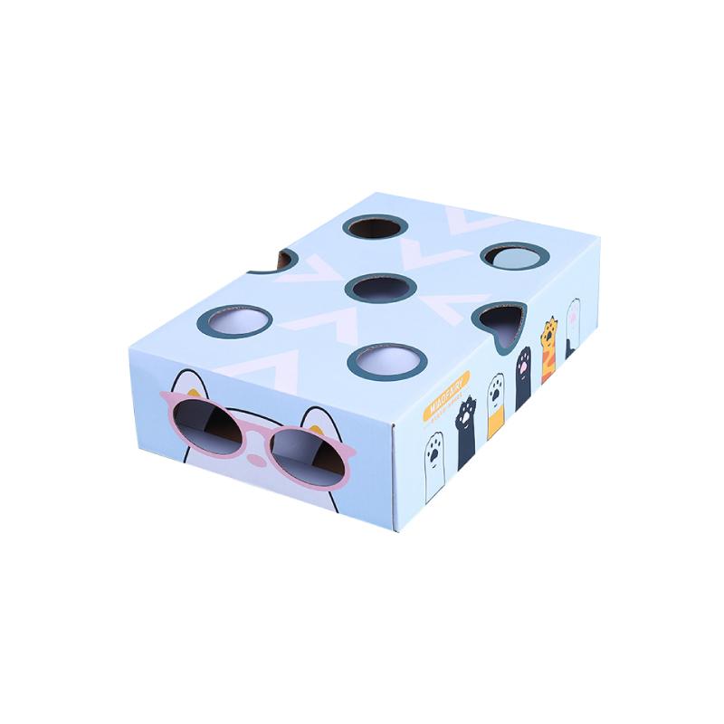 淘淘樂遊戲機貓盒9*35*22.5cm