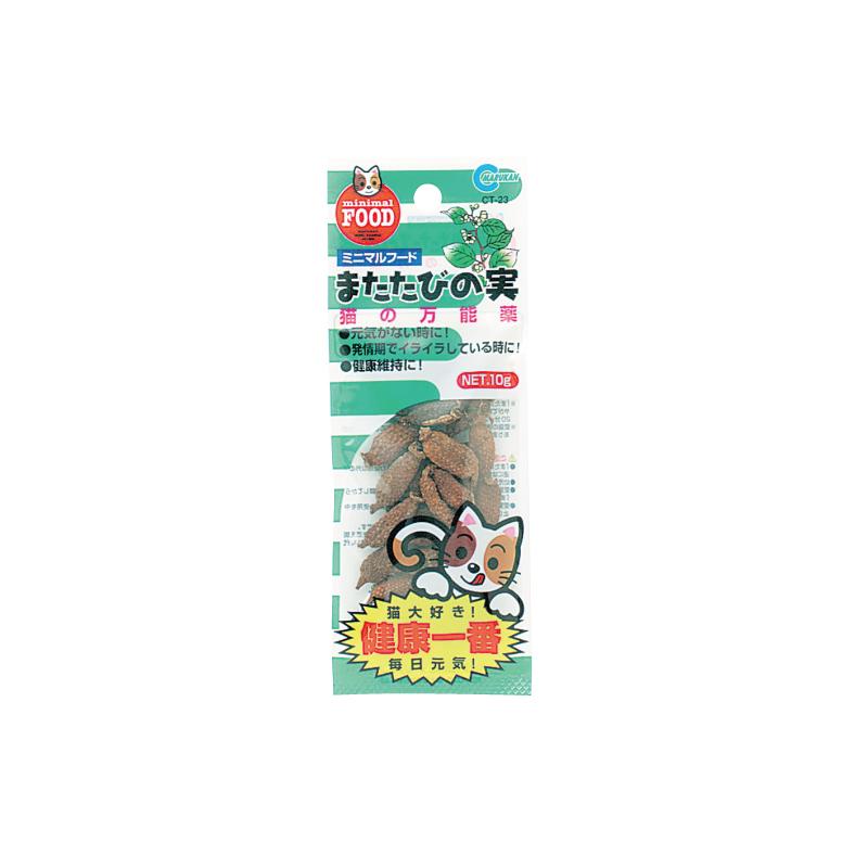 CT-23 日本種薄荷味貓草果10g