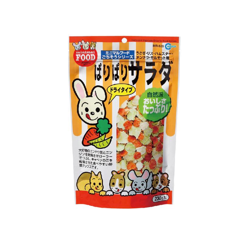 MR529小動物紅蘿蔔什菜-230g