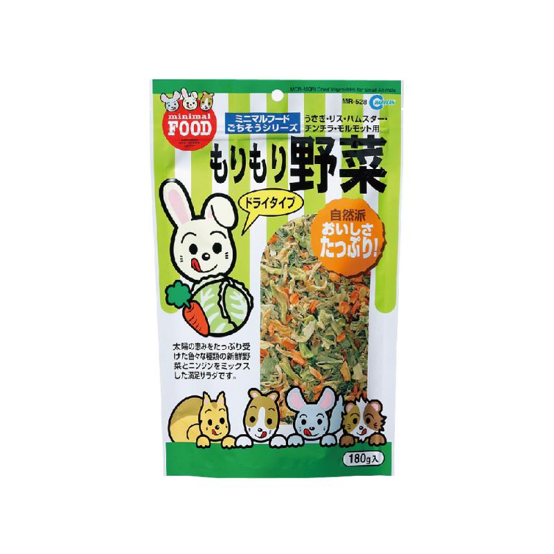 MR-528 天然蔬菜營養小食180g