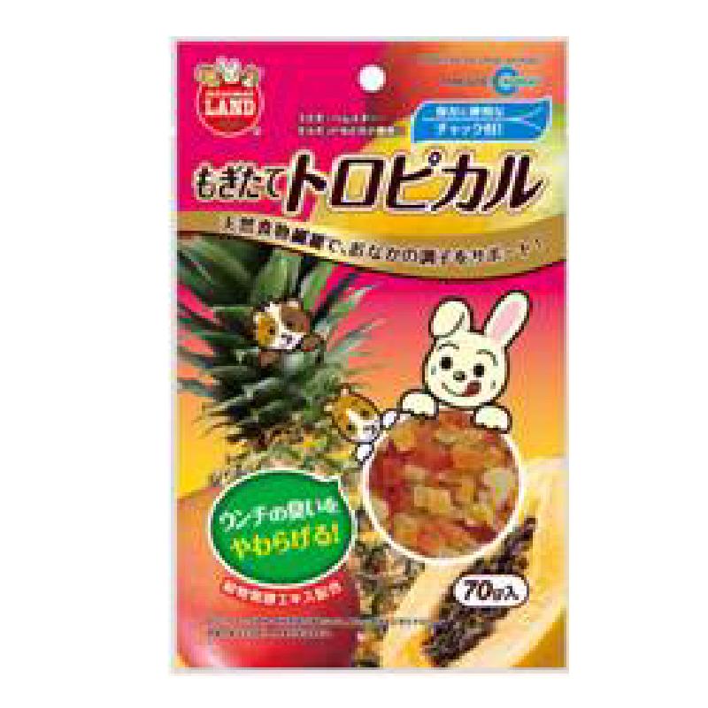 MR-670小動物熱帶水果粒70g