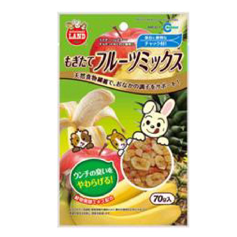 MR-671小動物多種營養水果粒70g