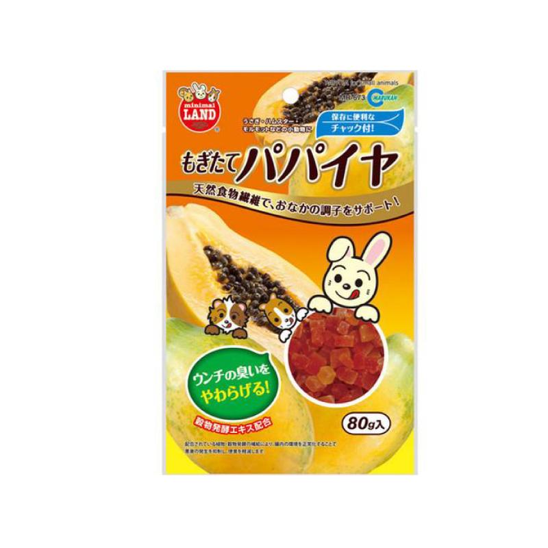 MR-673小動物美味木瓜果粒80g
