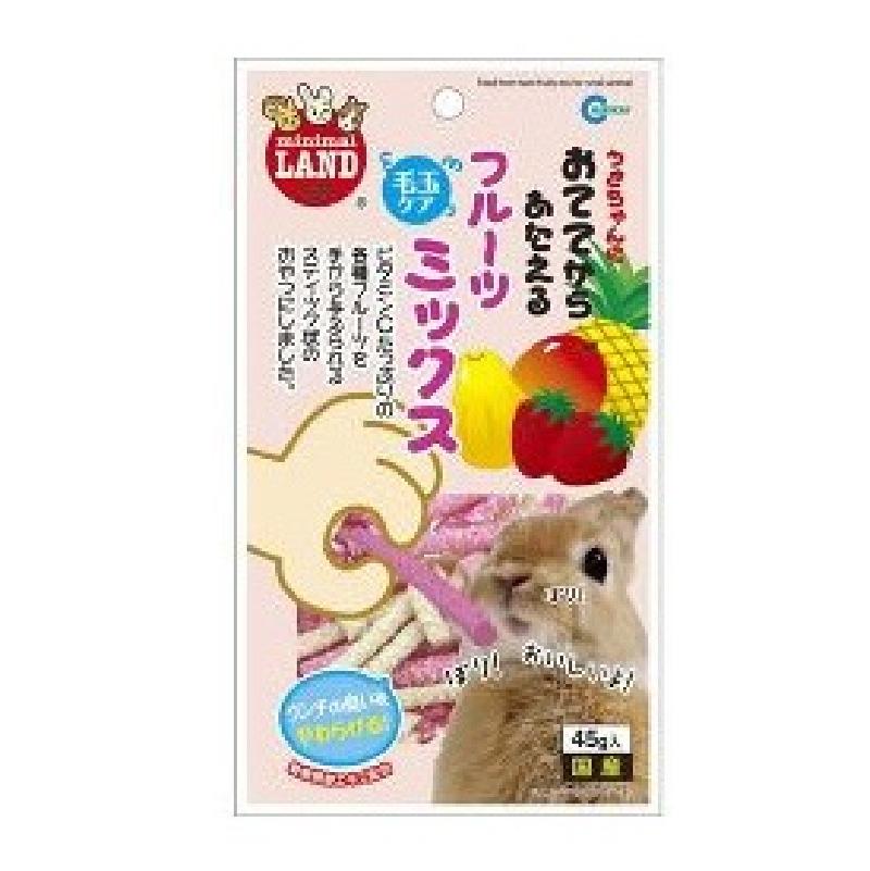 MR681小動物去毛球水果脆脆棒45g