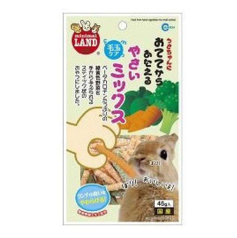MR682小動物去毛球蔬菜脆脆棒45g