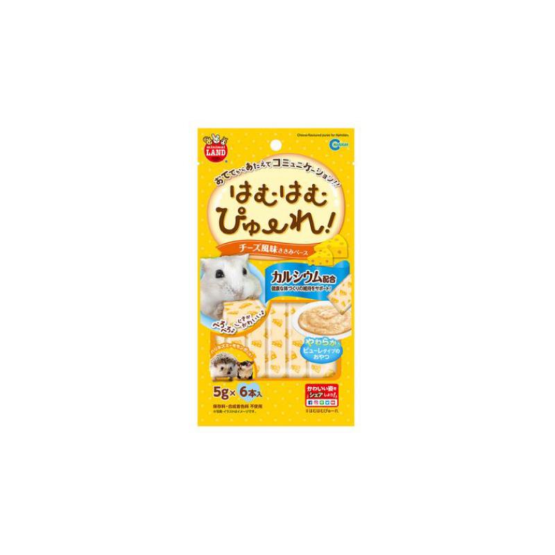 MR-846倉鼠芝士味雞肉泥5gx6pcs